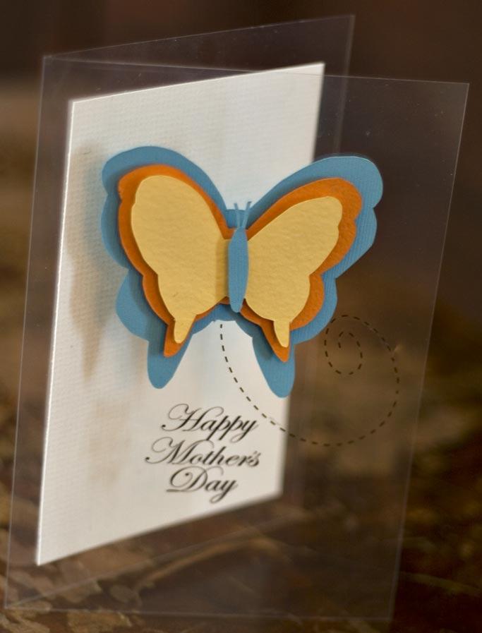 Mothersdaybutterflycard